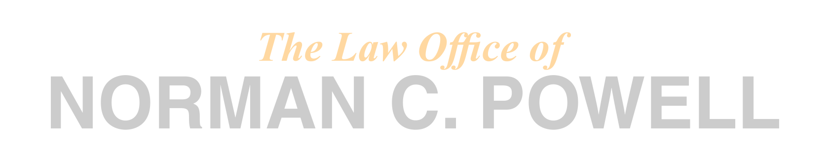 The Law Office of Norman Powell